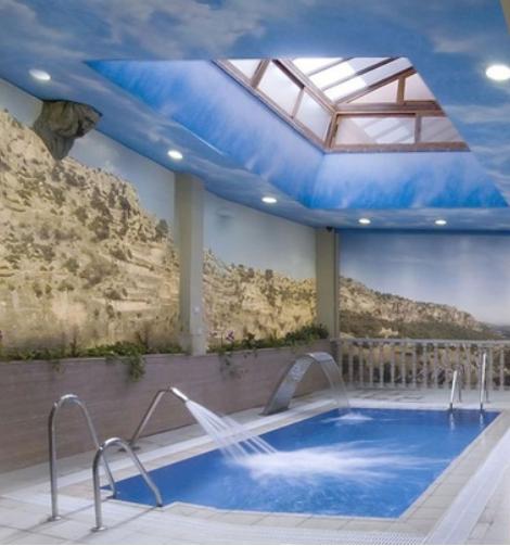 Jaén: 1 noche en hotel 4* con desayuno y acceso al spa incluido