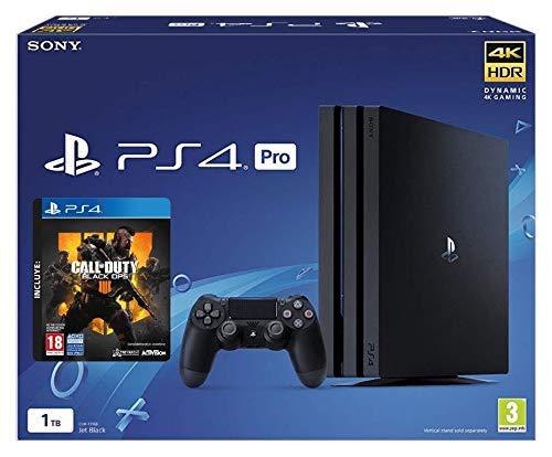 Playstation 4 Pro COD Black Ops IIII solo 339€