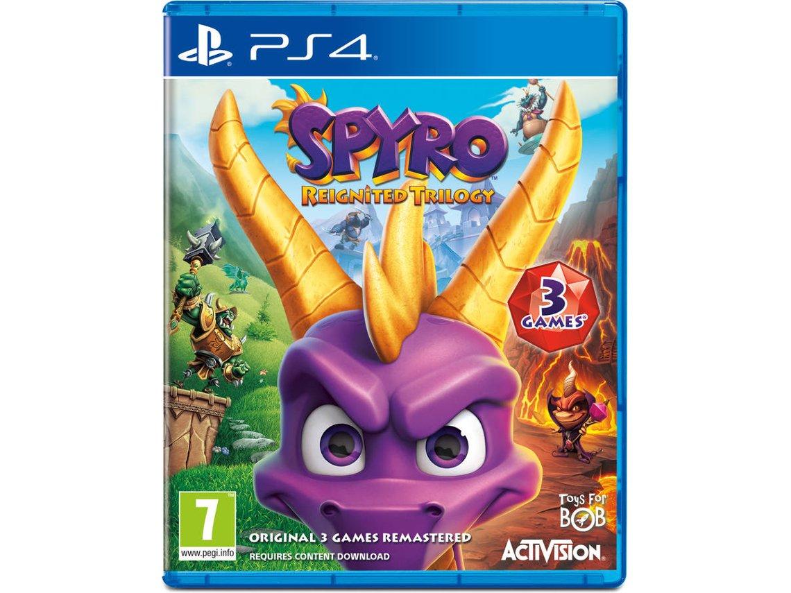 Spyro™ Reignited Trilogy PS4 (Worten portugal)