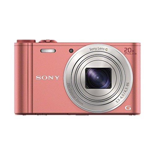 Sony DSC-WX350 - Cámara compacta de 18.2 Mp
