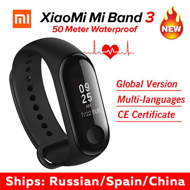 Xiaomi Mi Band 3 + 2 protectores desde España