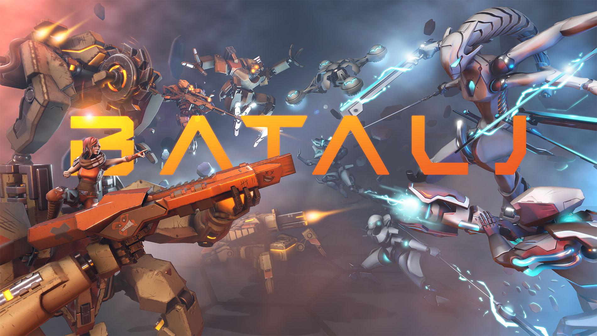 GRATIS key para beta BATALJ en STEAM