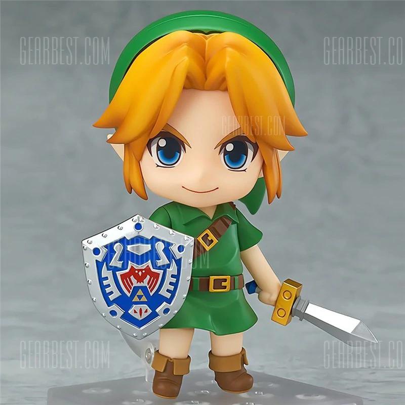 Figura Link Zelda 10 cm altura