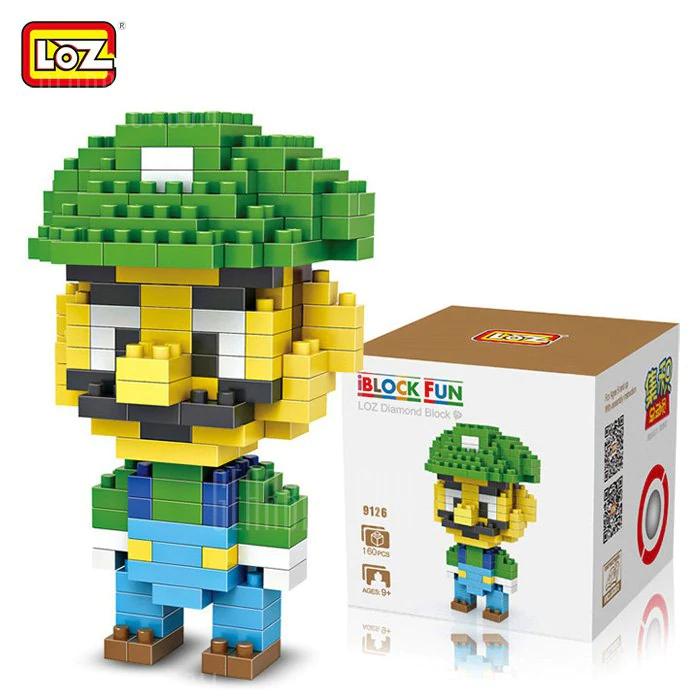 Puzzle de Luigi Super Mario Bros
