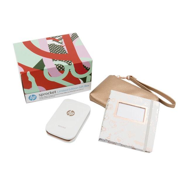 Impresora fotográfica portátil HP Sprocket - Edición Especial ( MODELO Z9L27A)varios colores.