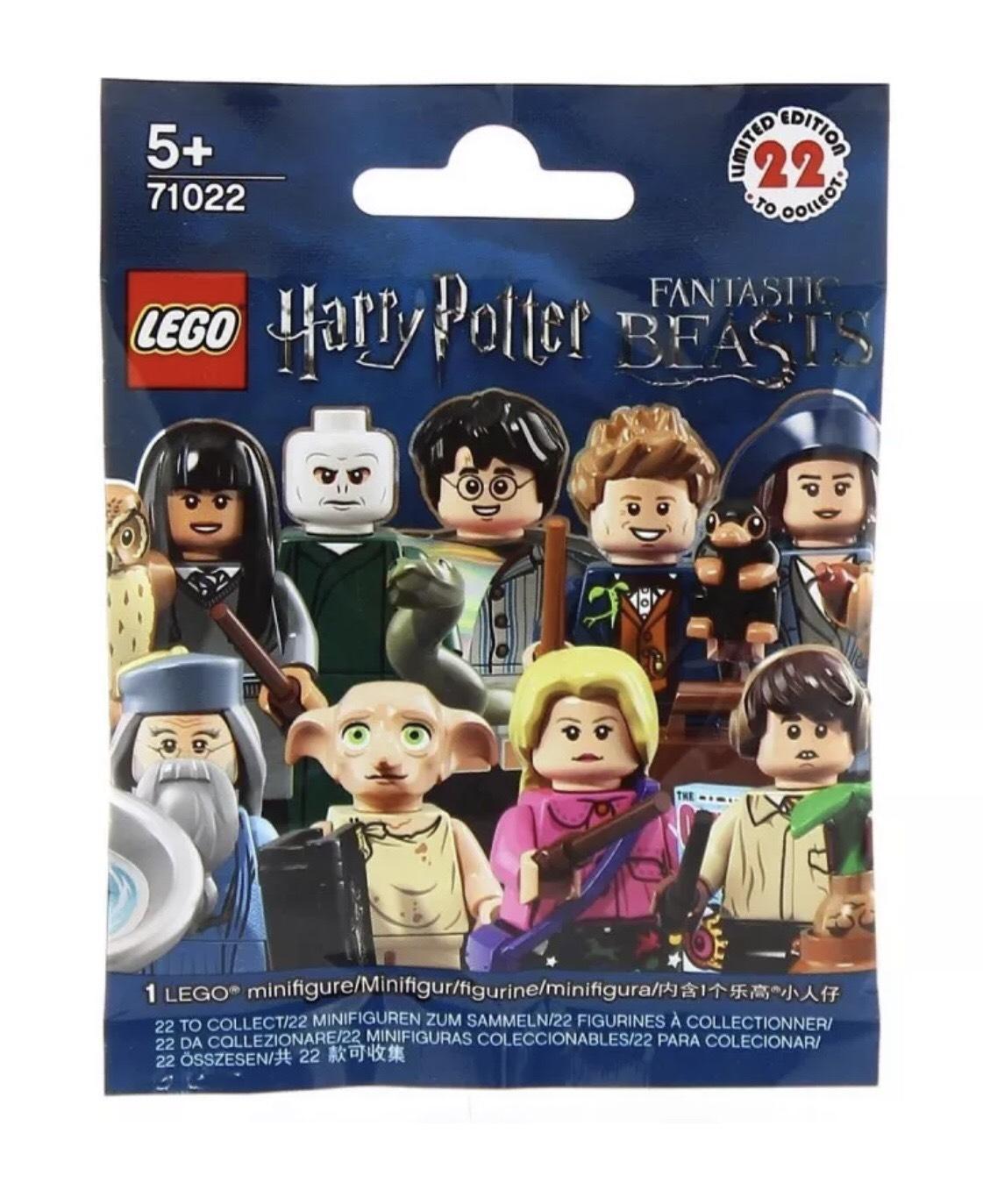¡Lego Harry Potter sobre sorpresa 3,99€! Envío gratis España