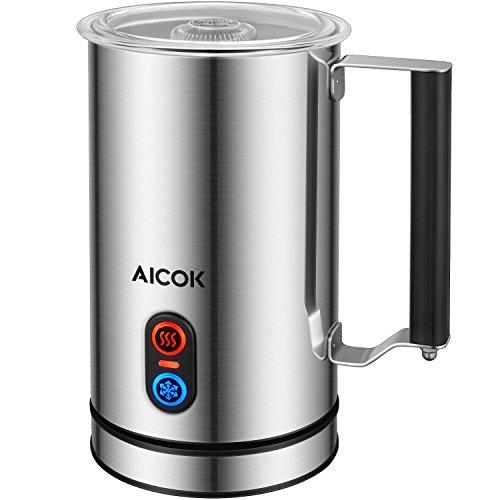 Espumador/Calentador/Batidor de leche Aicok