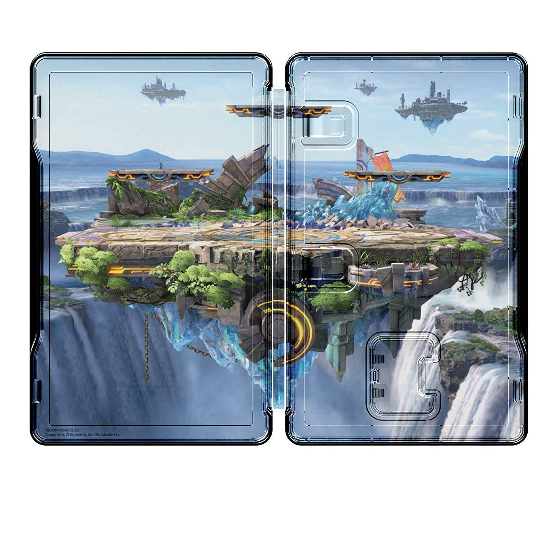 Steelbook de Super Smash Bros Ultimate a 11€ envio incluido...