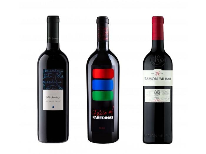 Pack vinos especial Navidad solo 29.9€