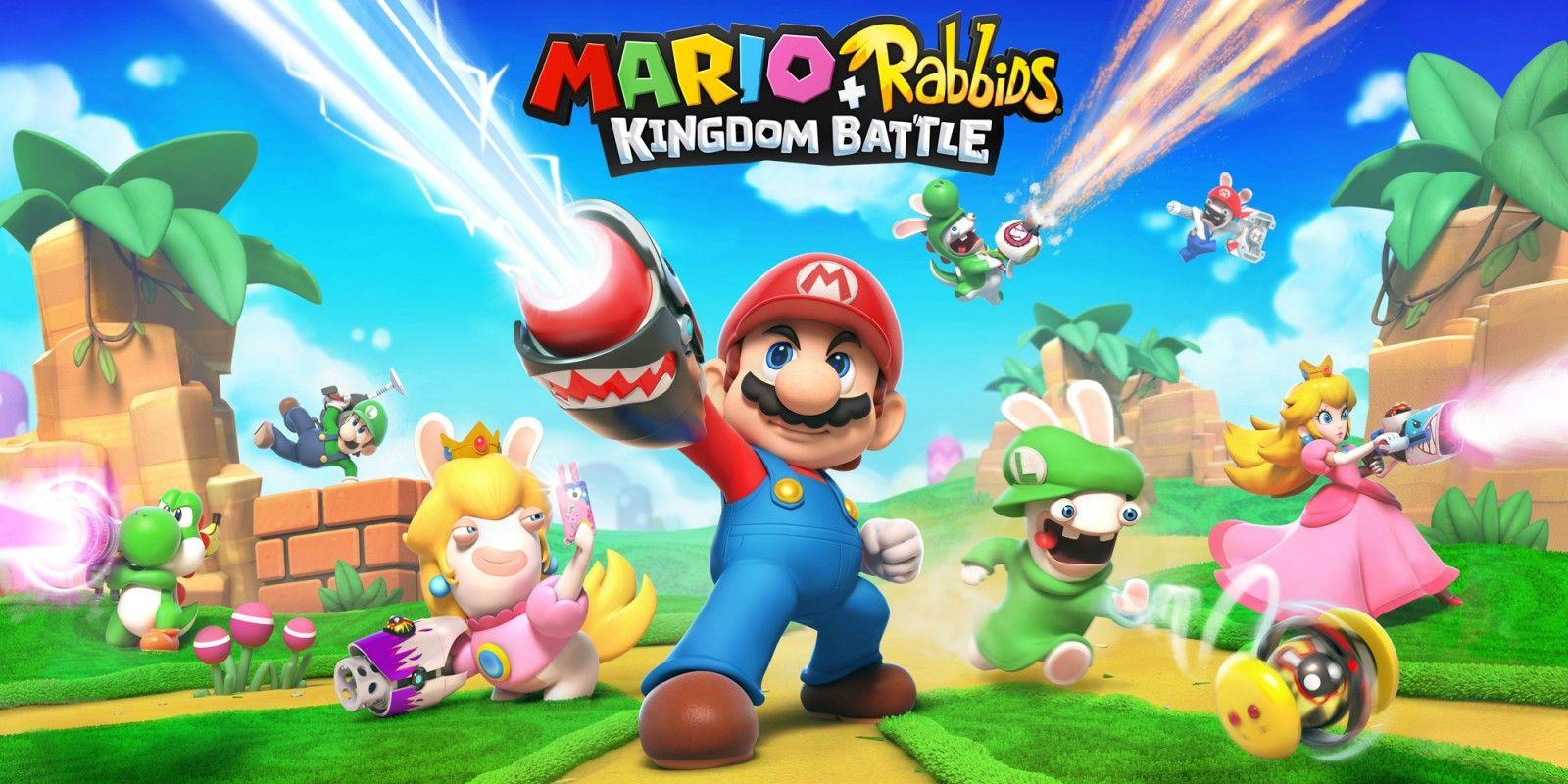 Mario + Rabbids Kingdom Battle por 19,99€
