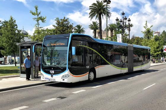 SANTANDER: Autobús municipal gratis desde el 22/12 hasta el 05/01 (18:00 a 22:00 horas)