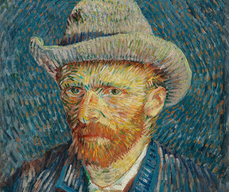 Cientos de cuadros de Van Gogh en descarga digital de Alta Resolución (GRATIS)
