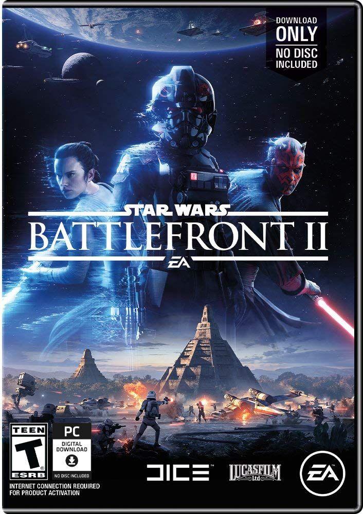 Star Wars Battlefront II por solo 3,92€! (Código Origin)