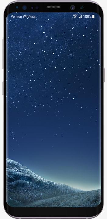 Galaxy S8 Gris