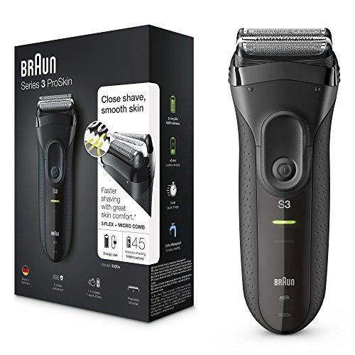 Afeitadora eléctrica Braun Series 3 ProSkin 3020s