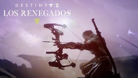 Destiny 2: Los Renegados para PC