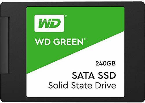 SSD 240 GB Western Digital  Green