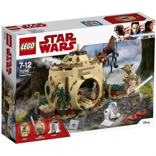 LEGO Star Wars TM - Cabaña de Yoda