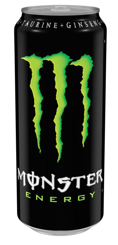 Monster a 1 €en Lidl (Valladolid)