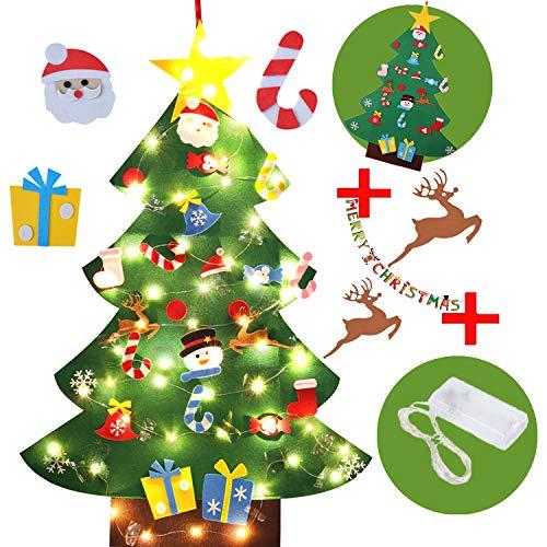 Legendog Navidad Ropa para Mascotas, Camisetas para (Árbol de Navidad DIY)