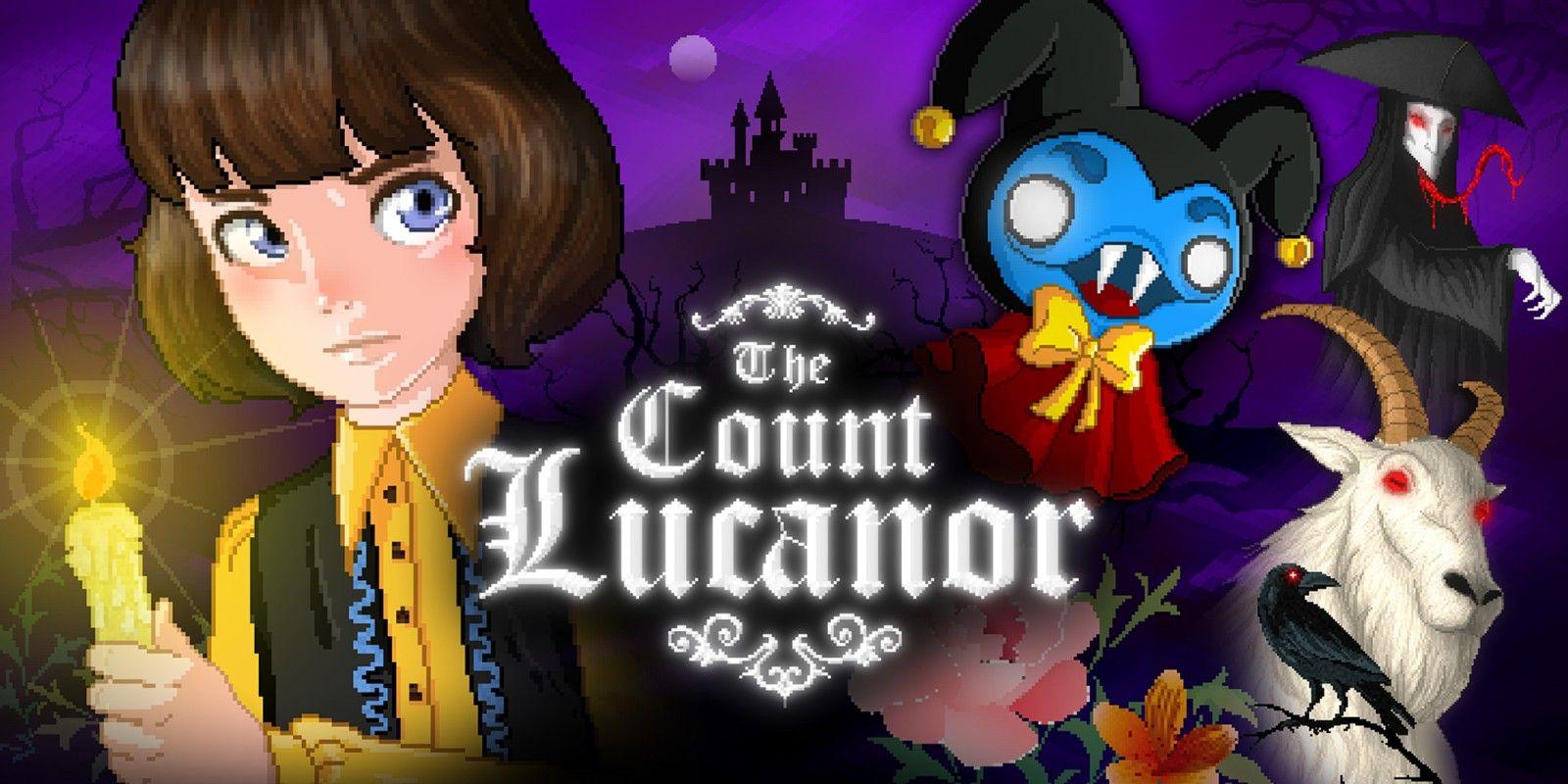 The Count Lucanor (Nintendo Switch eshop)