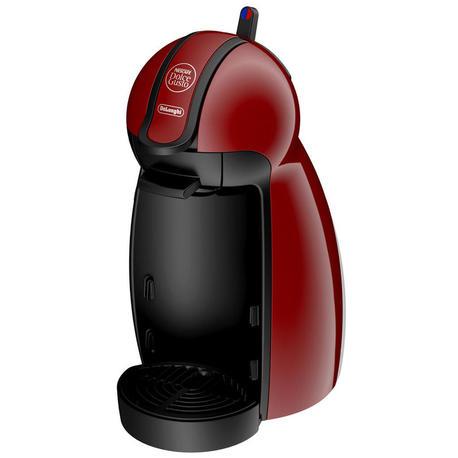 Precio Mínimo Cafetera DeLonghi Piccolo EDG200R Nescafé Cápsulas Roja