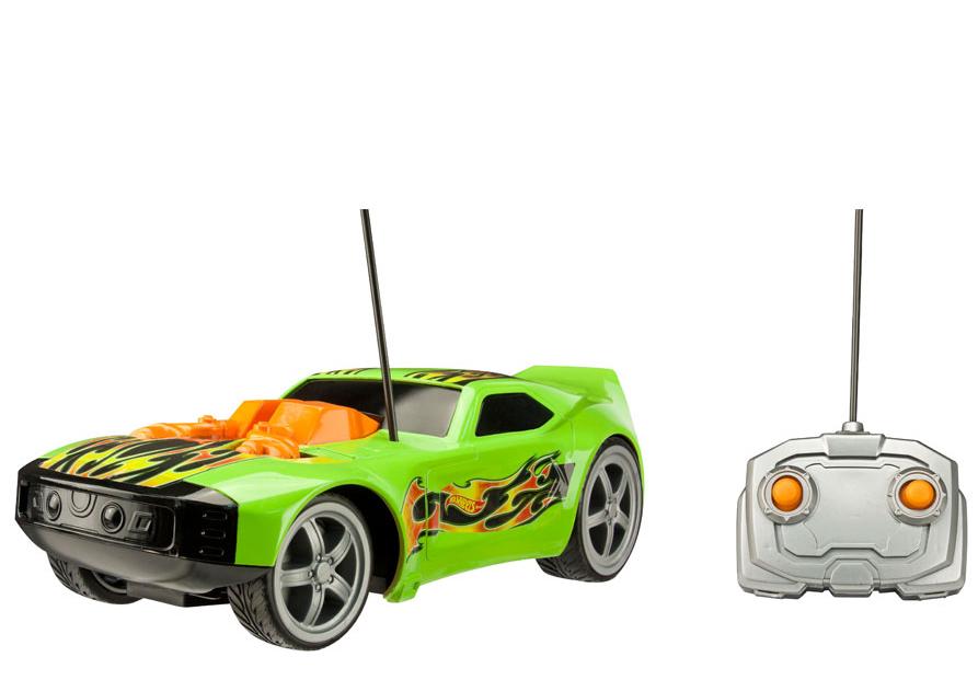 Hot Wheels radiocontrol solo 8.9€
