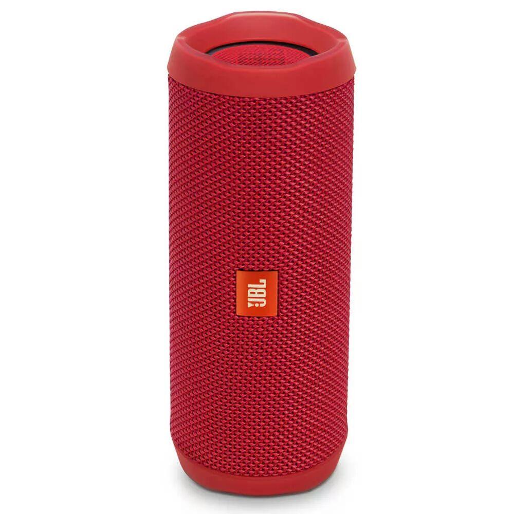JBL Flip 4 Rojo por sólo 80€