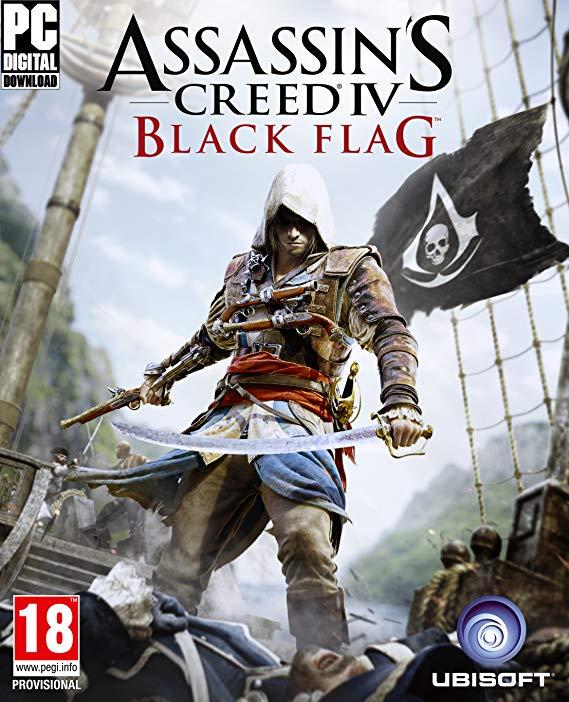 Assassins Creed IV Black Flag solo 1.25€