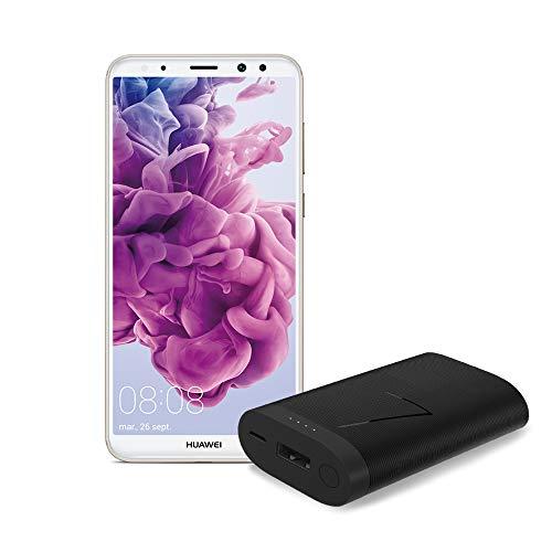 Huawei Mate 10 Lite + Powerbank de 6700 mAh