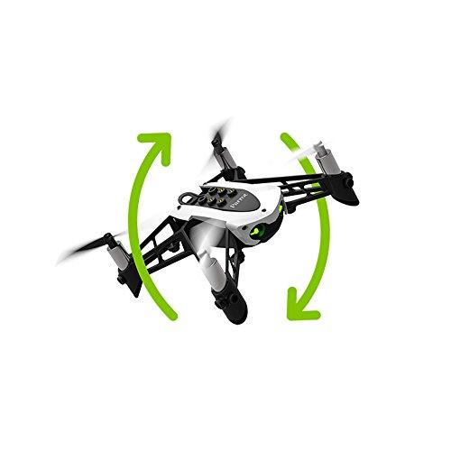 Drone Parrot Mambo Mission con mando flypad, pinzas y cañón con 50 bolas