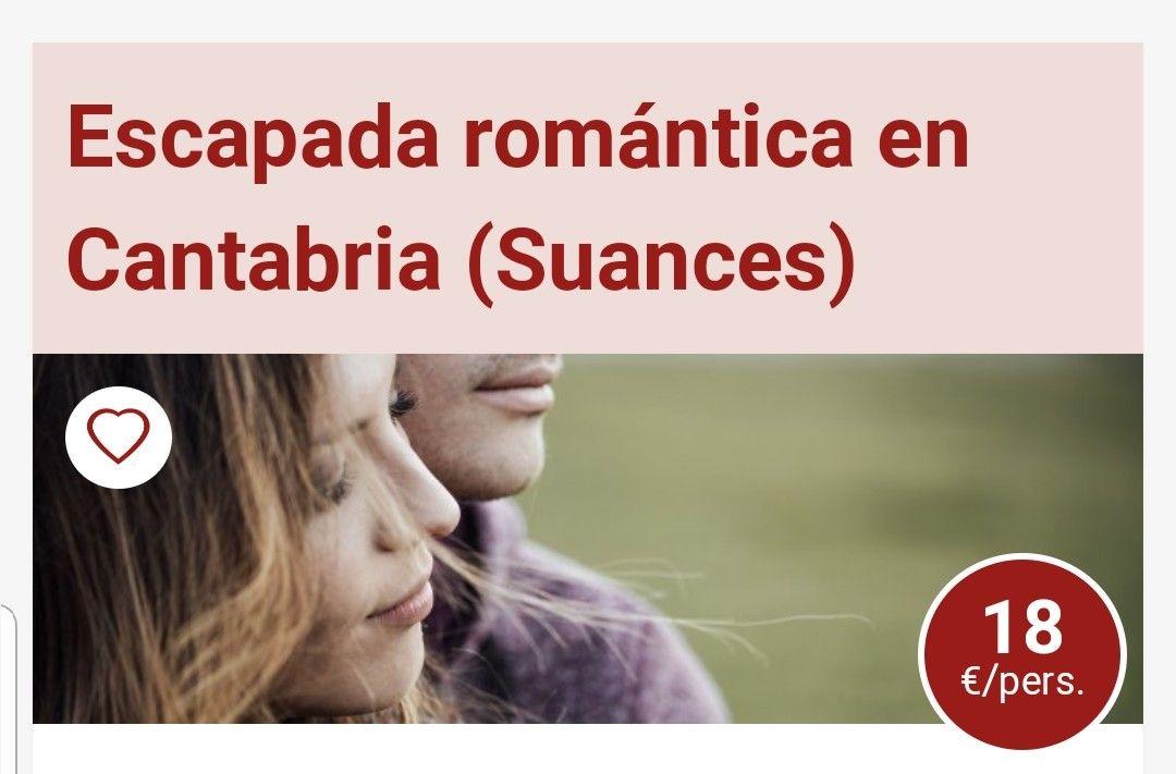 2 DIAS Y UNA NOCHE EN SUANCES ( CANTABRIA) + BOTELLA DE CAVA.