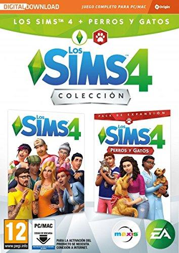 Sims 4 con expansión (PC)