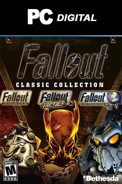 Fallout Classic colección