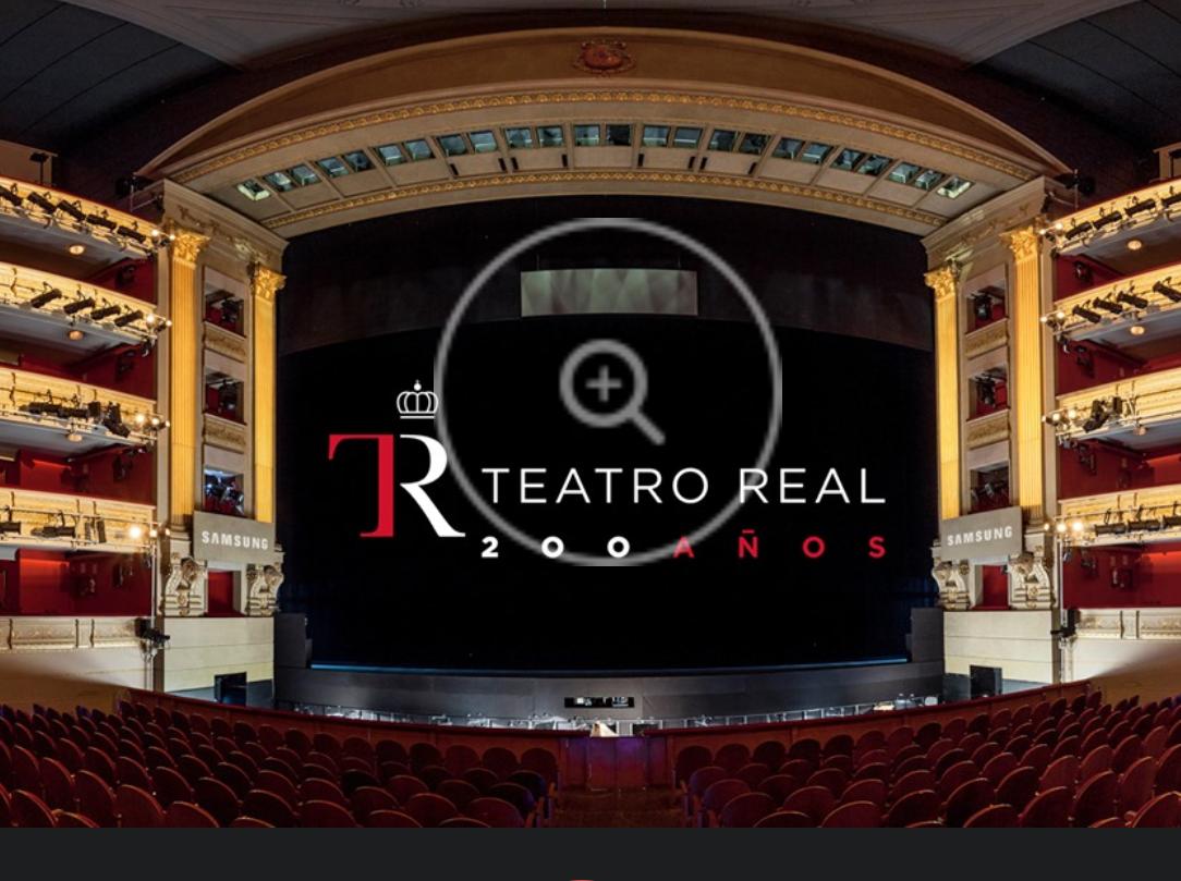 Oculus rift: Teatro Real VR (gratis)
