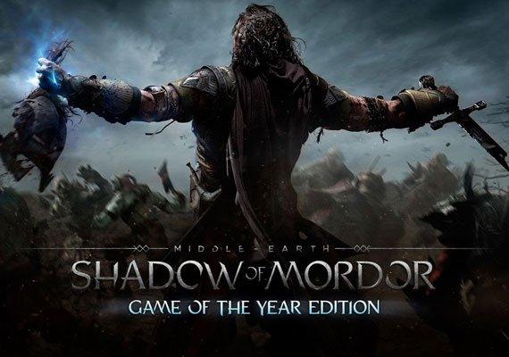La Tierra Media : Sombras de Mordor GOTY STEAM GLOBAL KEY