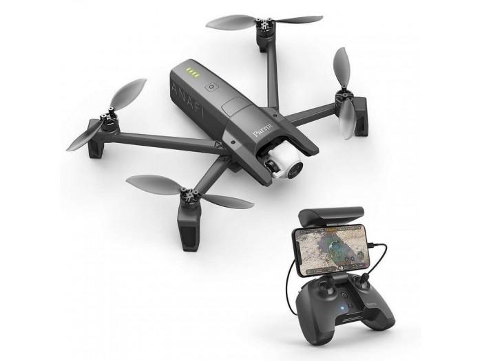 Parrot Anafi Drone 4K + Skycontroller 3