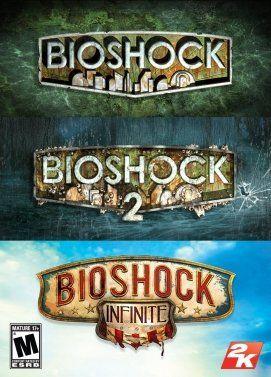 Bioshock Triple Pack Steam Key