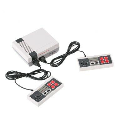 Clon NES mini con 500 juegos y 2 mandos