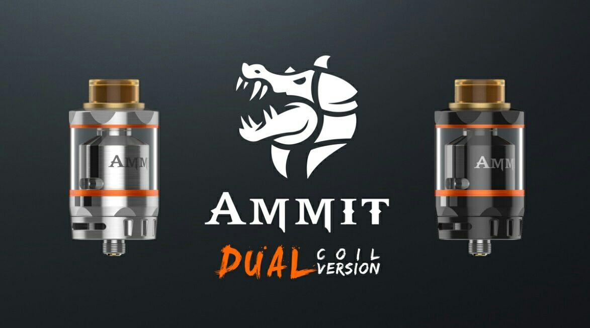 Geekvape Ammit RTA Dual Coil