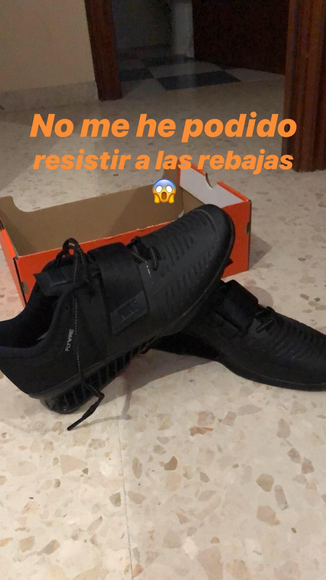 Zapatillas Nike Romaleos 3