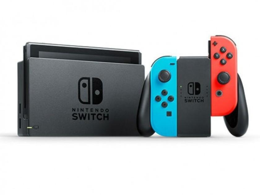 Nintendo Switch + Estuche + Vidrio Templado
