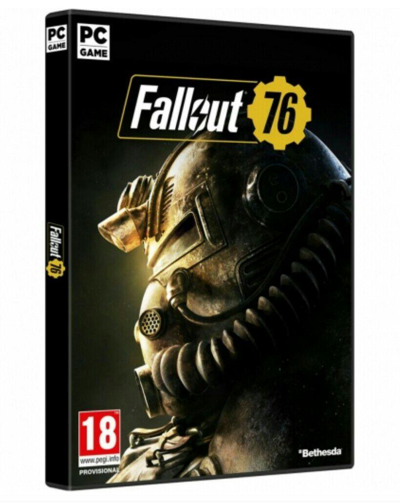 Fallout 76 para Pc (Físico)