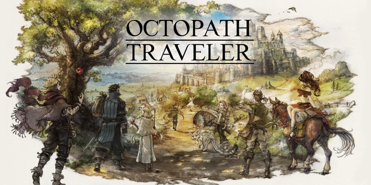 Octopath Traveler [eShop Sudáfrica]