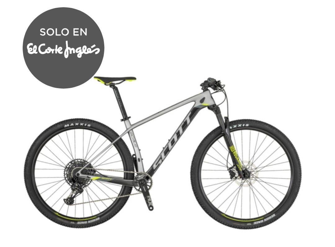 Bicicleta Scott Scale 900 Élite 2019(exclusiva en el Corte Inglés)