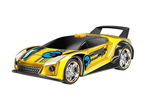Hot Wheels coches con luz y sonidos y retrofricción Freeway Flyer 24 Ours
