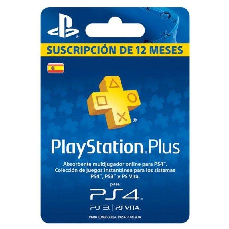PlayStation Plus - Suscripción 365 días (España)