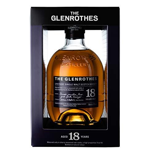 Glenrothes 18Y con un 30% de descuento!