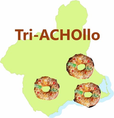 TRI-ACHOLLO: Degustación de roscón GRATIS en Cartagena, Murcia y Lorca