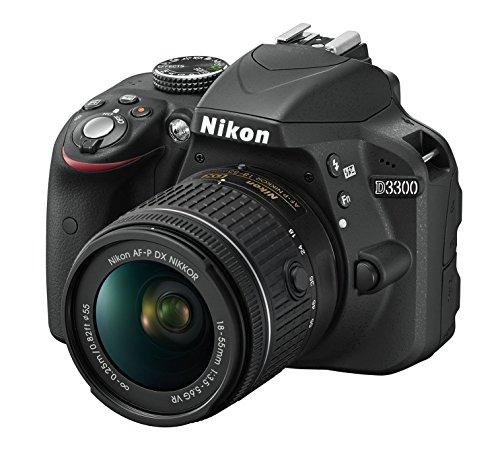 Nikon D3300 + objetivo